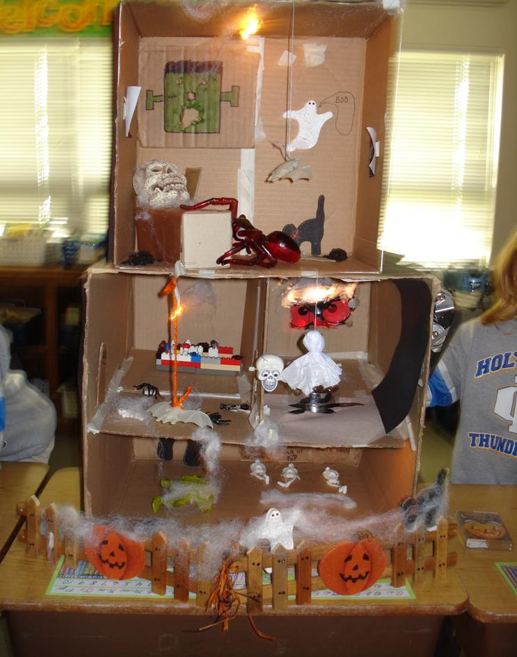 Holy Cross Family of Green Bay, Wisconsin: HCCS fourth graders ...