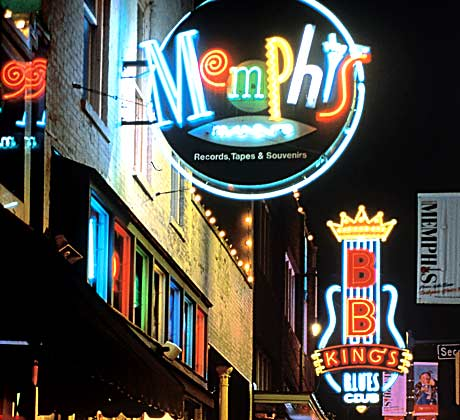 Selina in Memphis