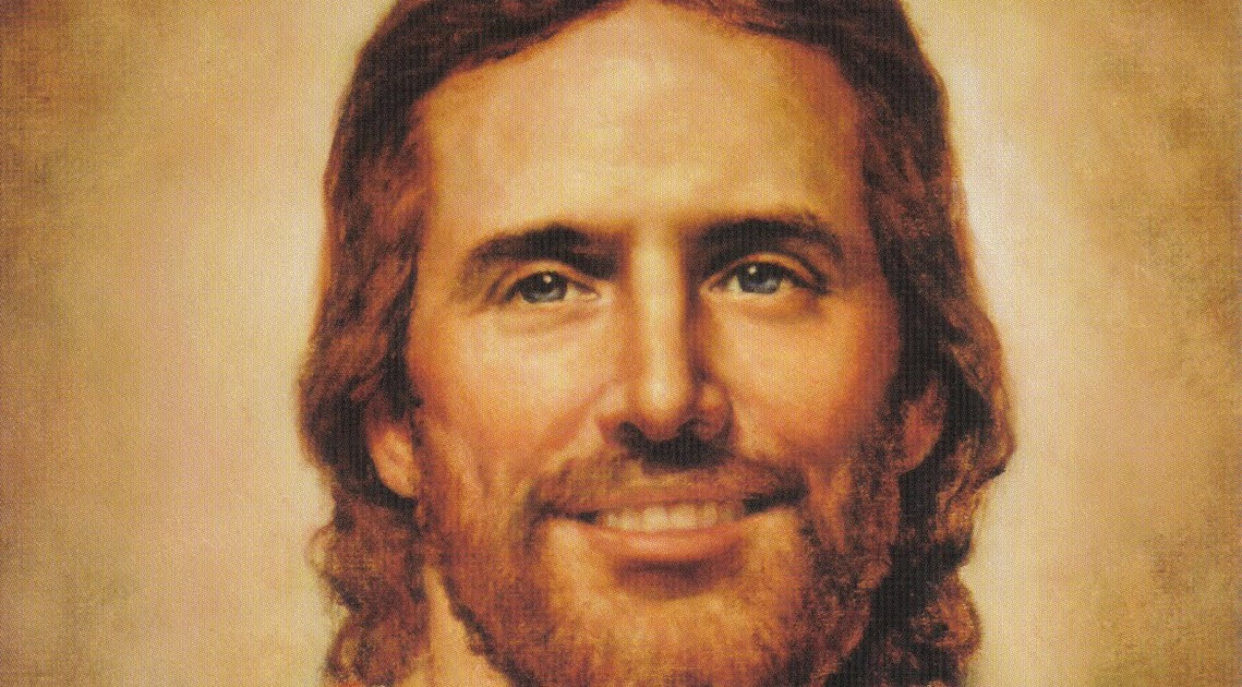 Smiling Jesus Picture Quote