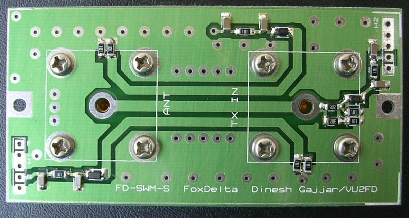 Simple Swr Protection Circuit Easy To Build