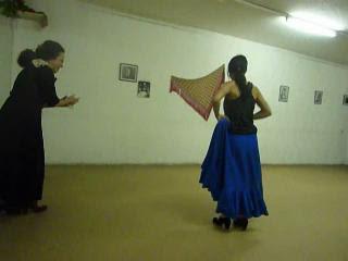 aprende a bailar flamenco