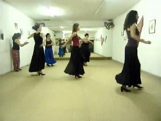 academia de flamenco gloria belen