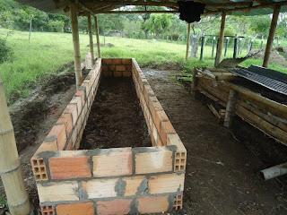 Jovenes rurales emprendedores septiembre 2010 Estanques para cachamas