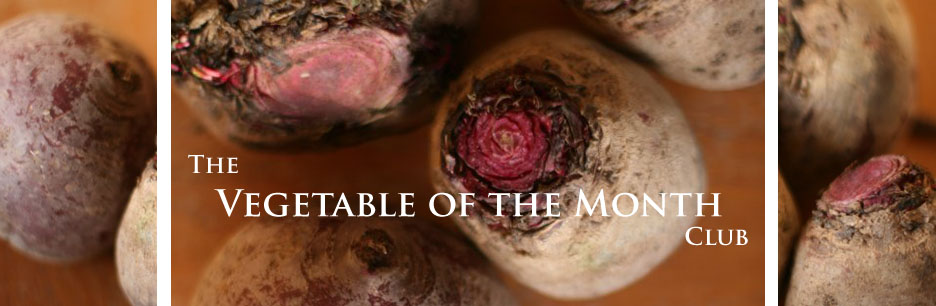 The Vegetable of the Month Club