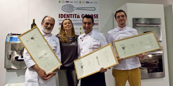 Premiazione Identita' Golose 2010