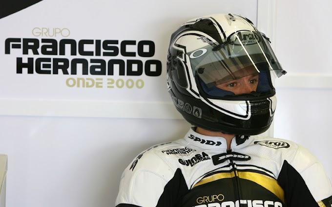 #MotoGP - Sete Gibernau está fora da temporada 2009
