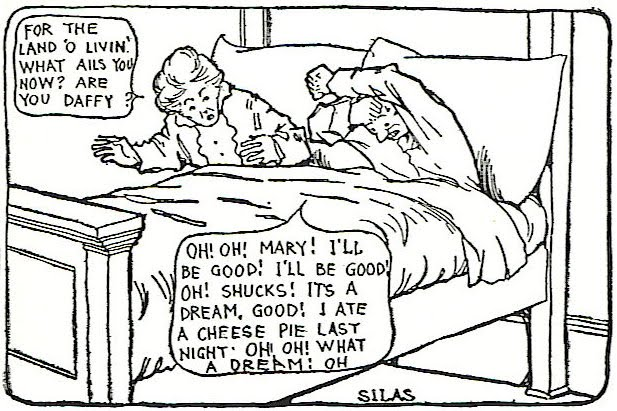 The Adventures of Little Nemo in Slumberland (1905-1914) may be the