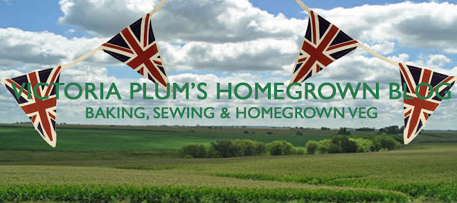 Victoria Plum's Homegrown Blog
