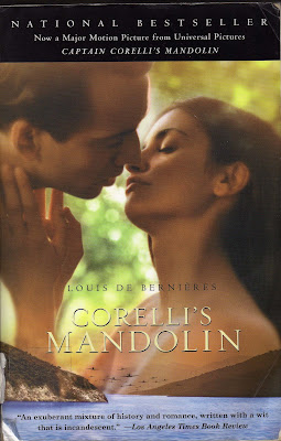 captain corellis mandolin book report