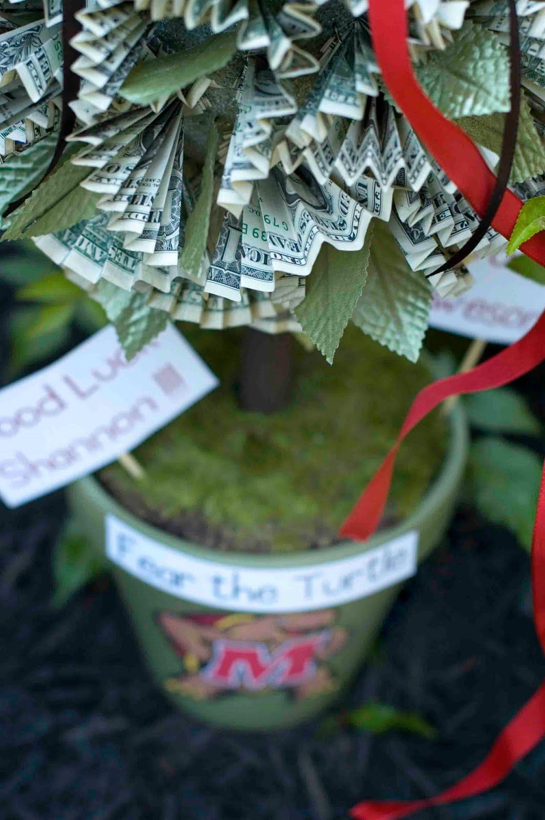 Денежное дерево подарок на свадьбу слова