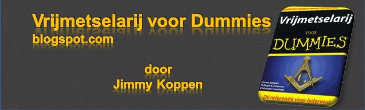 Vrijmetselarij voor Dummies