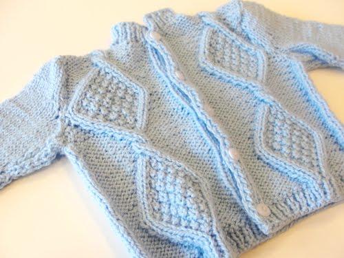 Sacos tejidos para bebés - Imagui