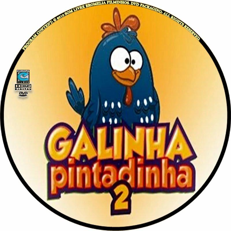 CD Galinha Pintadinha 2