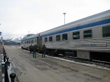 Canada Trains Vancouver to Jasper