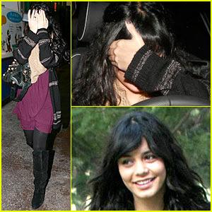 Vanessa Hudgens is Katsu-Ya Covered Up