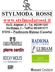 STYLMODA ROSSI ABITI DA SPOSA E CERIMONIA