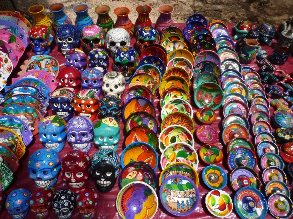 Souvenirs From Mexico