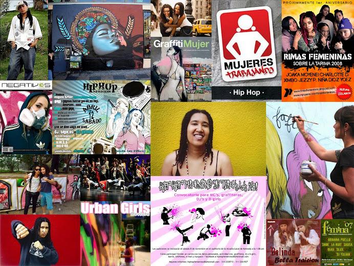 Mujeres y Hip Hop ... 8 de Marzo 2009