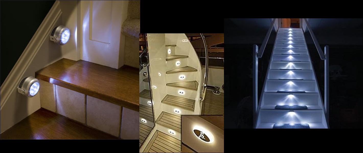 Fotos Escaleras Iluminadas Iluminadas Las Escaleras