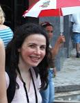 Gabriela Villano. Escritora, narradora oral