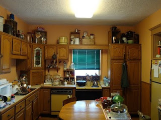 Gallery For gt Primitive Kitchen Colors