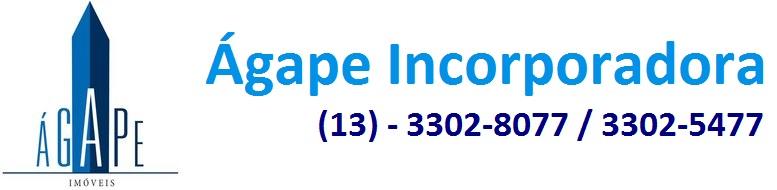 Ágape Incorporadora -  Imóveis - Consultoria - Imobiliária - Construtora