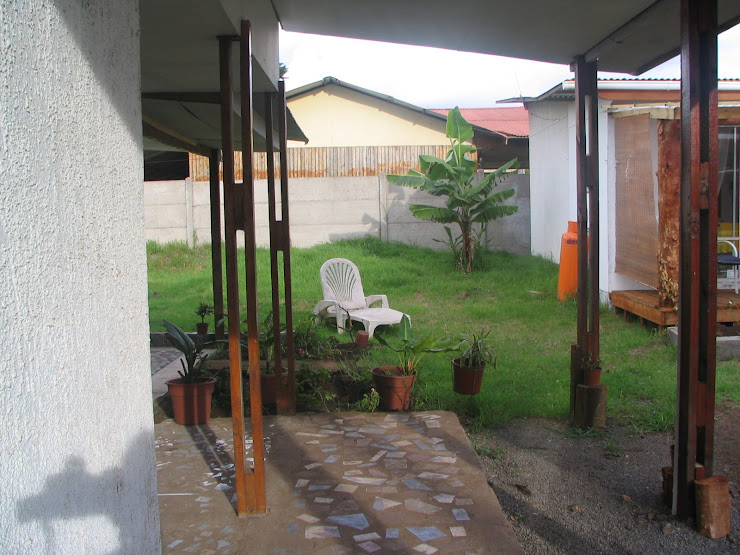 Exterior cabana Familiar