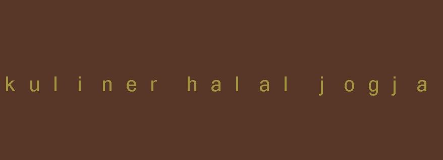 kuliner halal jogja