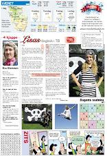 """Lisas Dagbok"" i Trønderbladet"
