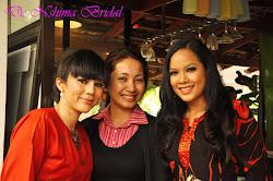 Syarifah Shahira & Salina Saibi
