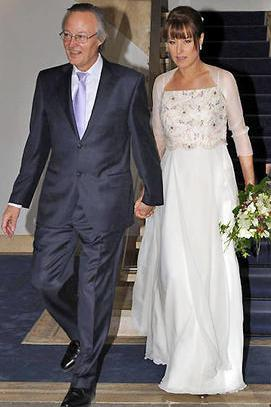 Vestidos para boda para mujeres maduras