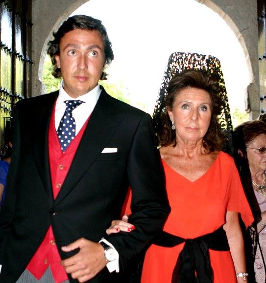 Vestidos de madrina de boda para mantilla