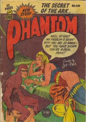 Lee Falk's The Phantom #1436 2006 Annual Special With Replica #15 - 284 Pages