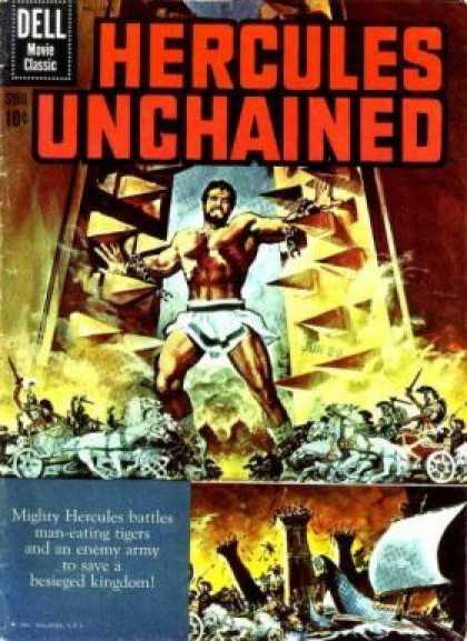 "SNEAK PEEK TV: ""Hercules Unchained"" (1959)"