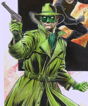 Becomes the vigilante the green hornet as he and kato hit the streets