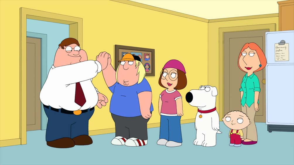 The family guy new movie