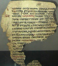 A page from an Old Nubian translation of Liber Institutionis Michaelis Archangelis 9th–10th century