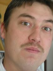 Phat tony's 2 week old mustache