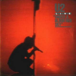 U2   Under A Blood Red Sky front U2 Under a Blood Red Sky Live