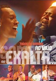 2004 - Todos os Sambas (Ao vivo)