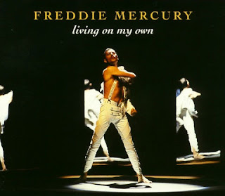 2evcghx Download   Freddie Mercury   Living on My Own   1993