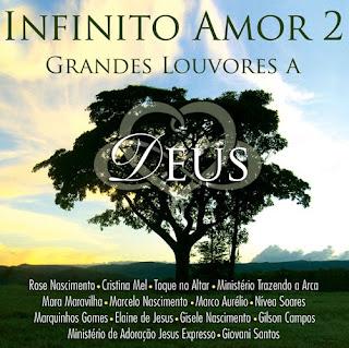 qrntja Infinito Amor | Grandes Louvores a Deus Vol 2 | Baixar Musicas Gratis