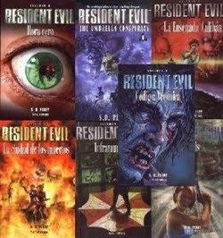residentevil282x300 Coleção Resident Evil – 6 Livros Baixar Livros Gratis Free