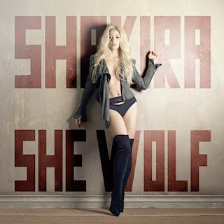 shakira she wolf single cover Shakira She Wolf Loba