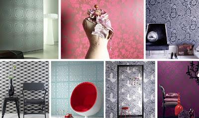 Kids love design papier peint vintage vintage wallpaper - Papiers peints vintage ...