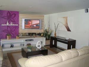 Sala de televisão