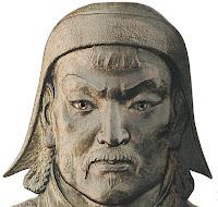 genghis khan bust 10 Pemimpin Militer Paling Sukses di Dunia