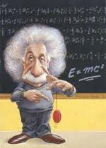 Mi adorado Einstein...