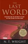 The Last Word by NT Wright
