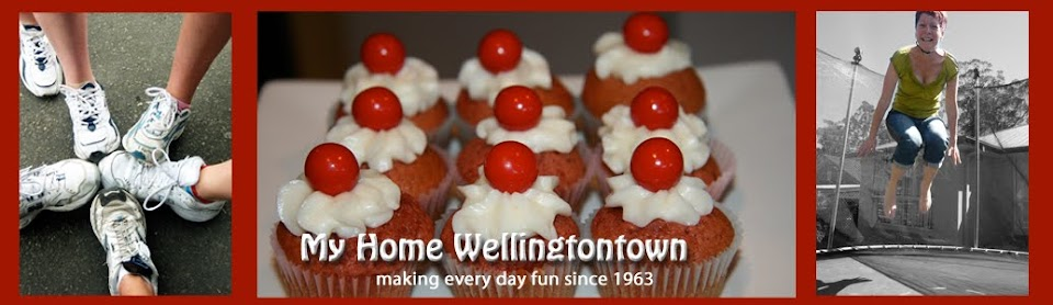 My Home Wellingtontown